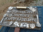 The Culinary Garden sign._.1 059